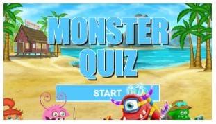 Summer Monster Quiz