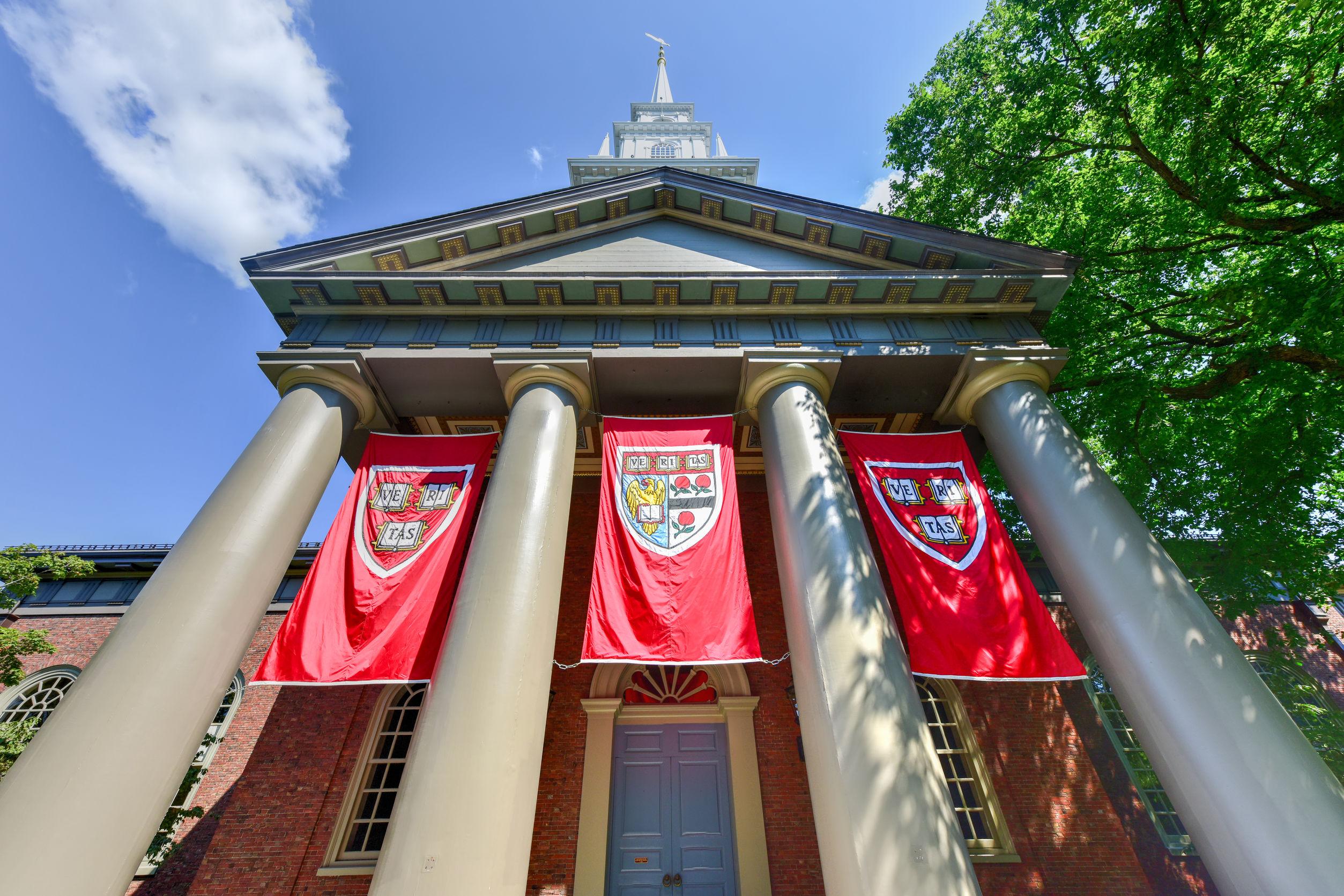 Harvard's Operation Impact Fellows