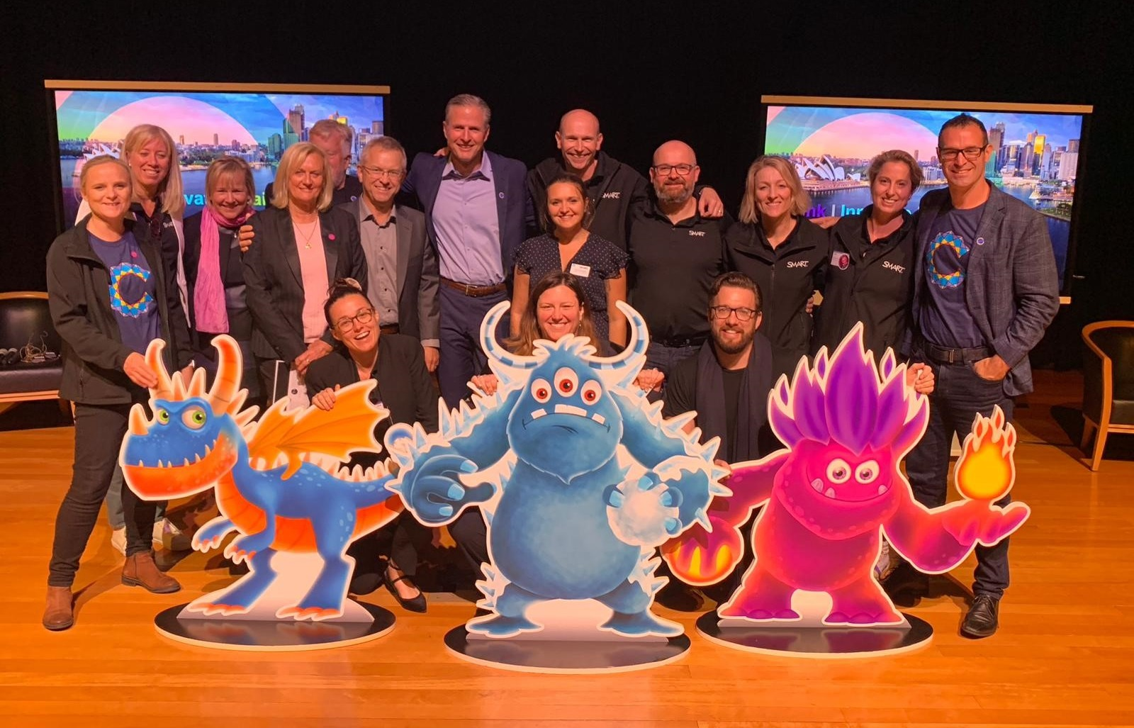 IGC19 Team Photo